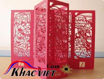 Khac laser 2D 3D