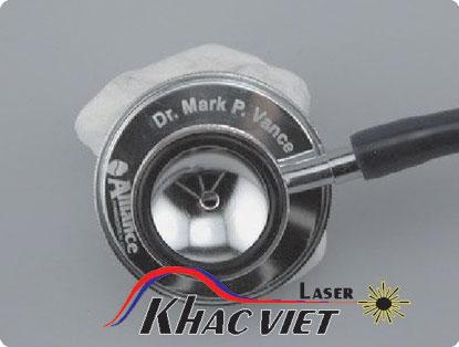 Khắc laser trên kim loại, khắc laser trên mọi vật liệu